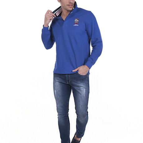Cardenas Marine Troyar Sweatshirt // Sax (S)