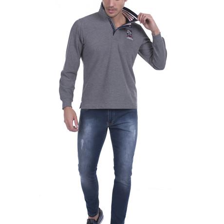 Cardenas Marine Troyar Sweatshirt // Gray Melange (S)