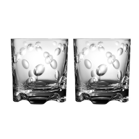 Shtox Rotating Glass // 015 // Set of 2