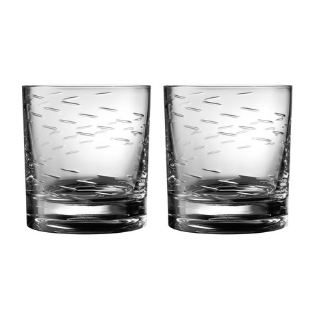 Shtox Rotating Glass // 017 // Set of 2
