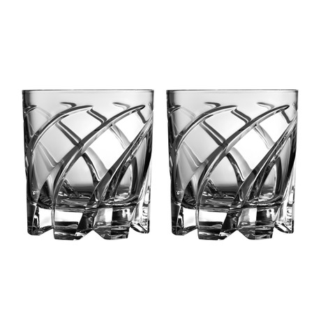 Shtox Rotating Glass // 016 // Set of 2
