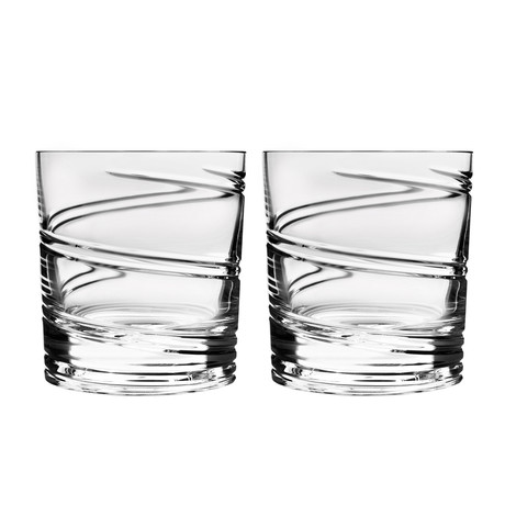 Shtox Rotating Glass // 001 // Set of 2