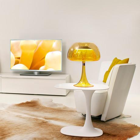 Aurelia Table Lamp (Orange)
