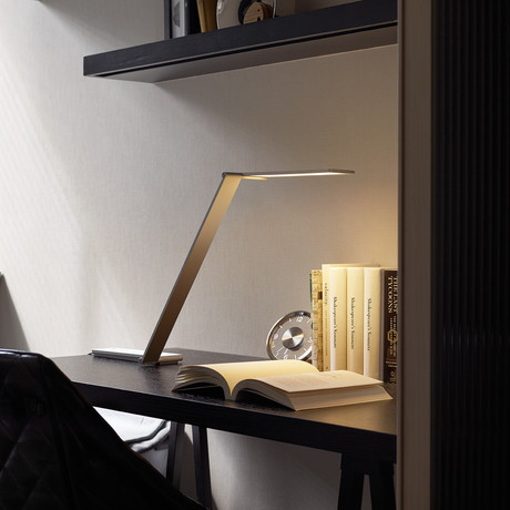 BE Light Table Lamp (Silver)