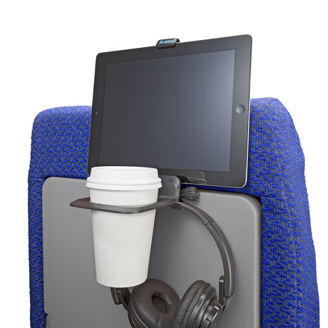 Inflight Travel Accessory (Jet Black)