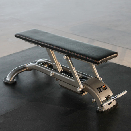 Maxx Flat Bench + Wheelset