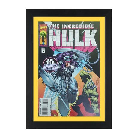 The Incredible Hulk // II