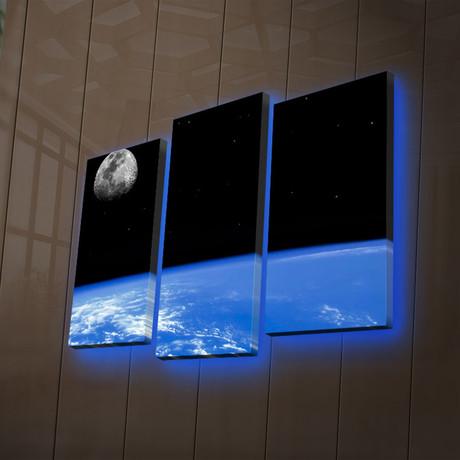 Earth + Moon