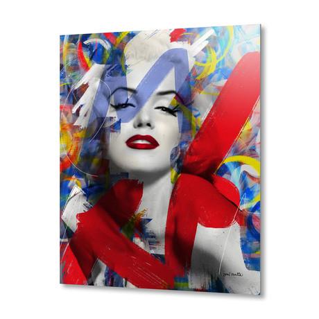 Sweet Marilyn // Aluminum Print