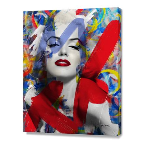"Sweet Marilyn (16""W x 24""H x 1.5""D)"