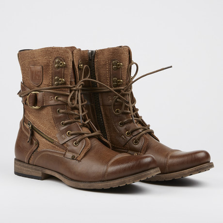 Draft Boot // Tan