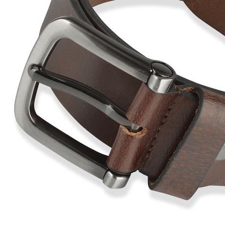 Springfield Belt // Brown