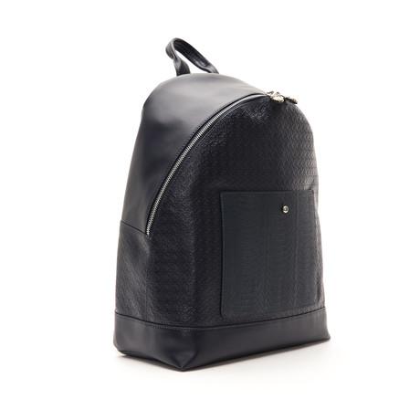 Zaino Python Backpack // Blue