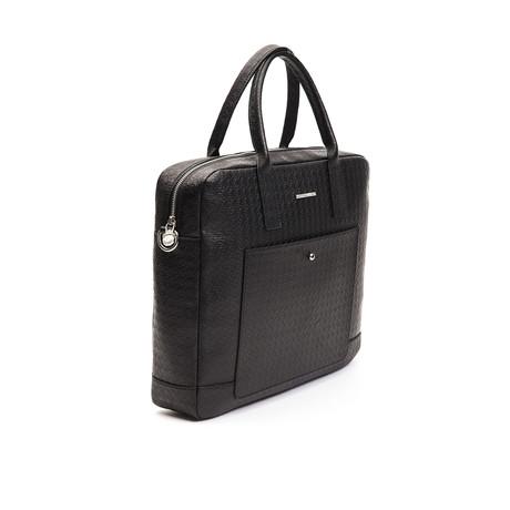 Zip Overnight Bag // Black