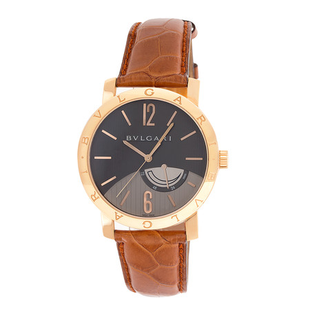 Bvlgari BB Collection Power Reserve Automatic // BBP41BGL // Store Display