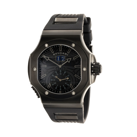 Bvlgari Endurer Chronospirit Automatic // Limited Edition // BRE56BSBVDCHS/AB // Store Display