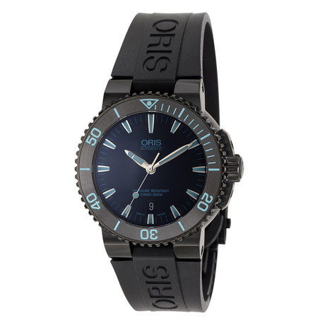 Oris Aquis Date Automatic // 733 7653 4725RS // New