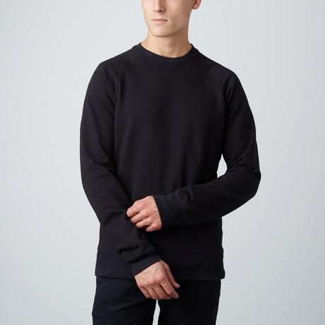 Basic Pullover Sweater // Black (S)