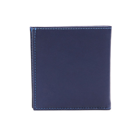 Horizonal Wallet // Bluette