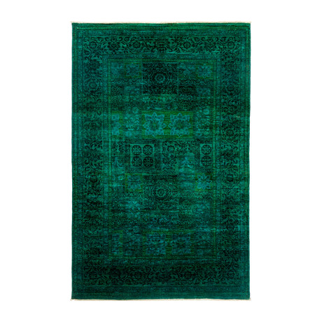 Vibrance Collection // Hand-Knotted Wool Area Rug // 1783-382