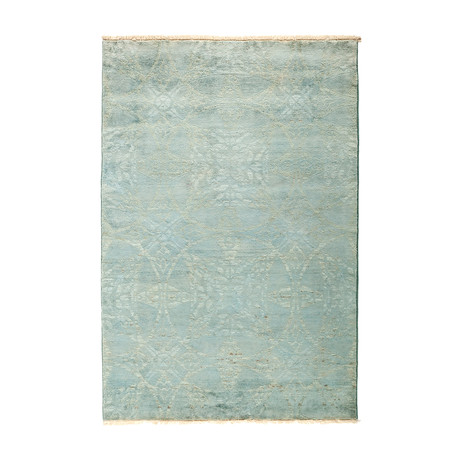 Vibrance Collection // Hand-Knotted Wool Area Rug // 1852-87