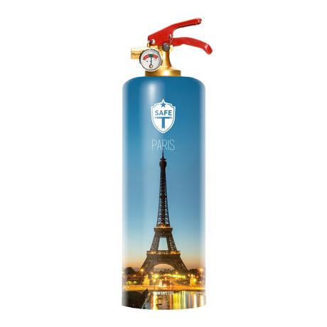 Safe-T Designer Fire Extinguisher // Paris