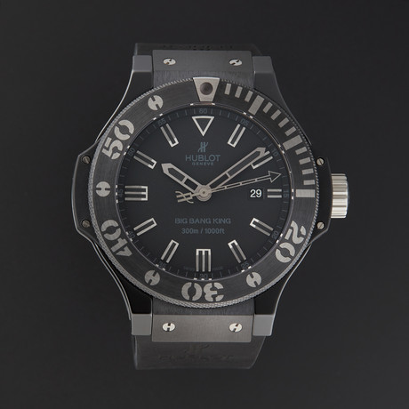 Hublot Big Bang King Ceramic Automatic // 322.CK.1140.RX // Store Display