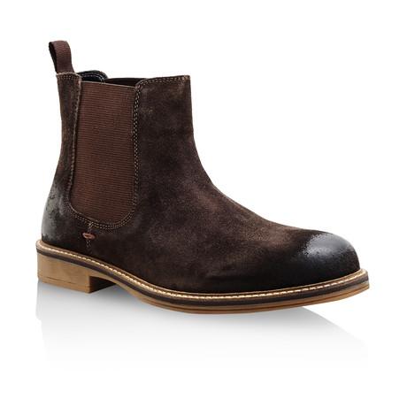 Clough Chelsea Boot // Brown (UK: 6)