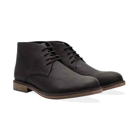 Pembridge Chukka Boot // Black