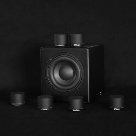 ONEmicro 5.1 // Surround Kit (Black)