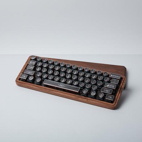 Typewriter Keyboard Clicky Key Style Datamancer