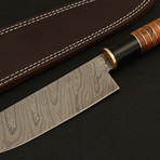 Damascus Kitchen/Chef Knife // 9002