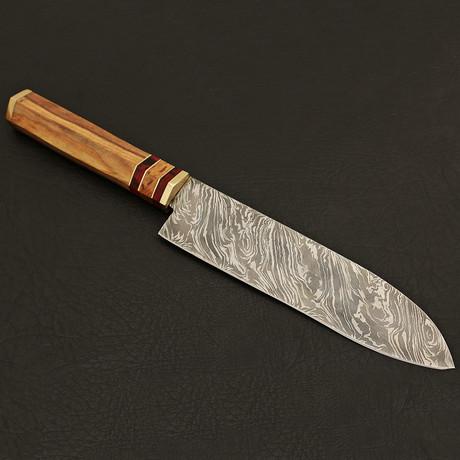 Damascus Kitchen/Chef Knife // 9003