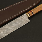 Damascus Kitchen/Chef Knife // 9003