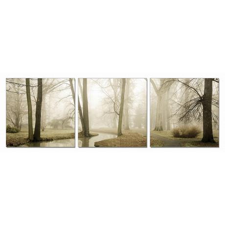 """Secret Forest (60""""W x 20""""H x 1""""D)"""