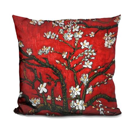 Almond Blossom Red