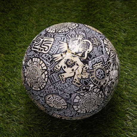 The Aztec Soccer Ball