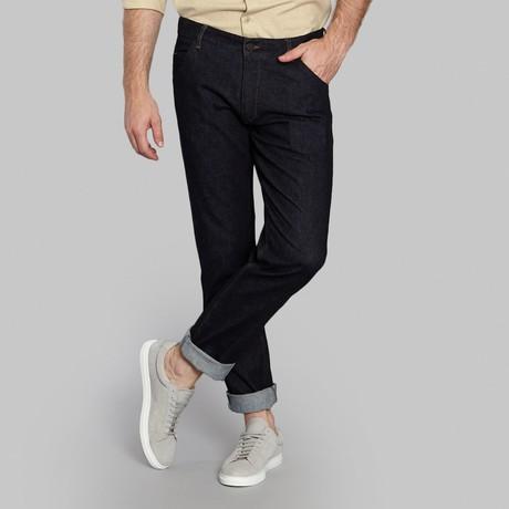 5-Pocket Japanese Pant // Black (28WX30L)
