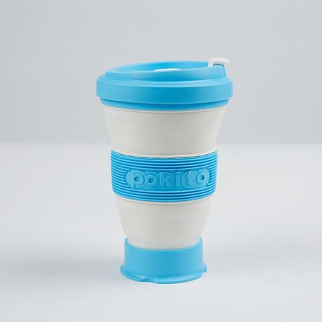 Pokito // Reusable Cup // Sky Blue