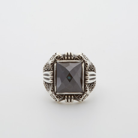 Zircon Ring (Size 8.5)