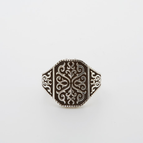 Pusat Filigree Ring (Size 8.5)