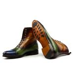 Balmoral Boot Patina // Multi (US: 6)