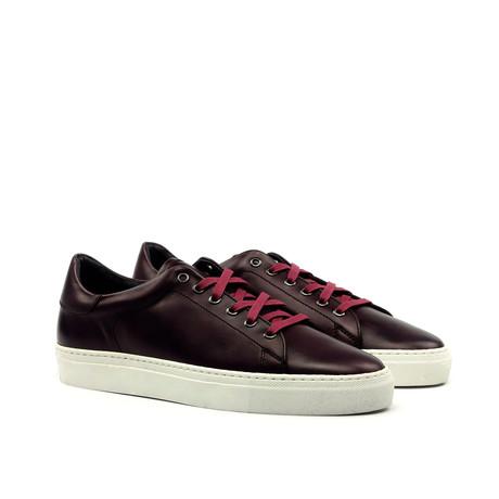 Casual Sneaker // Dark Brown
