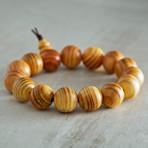The Red Alder Wood Bracelet