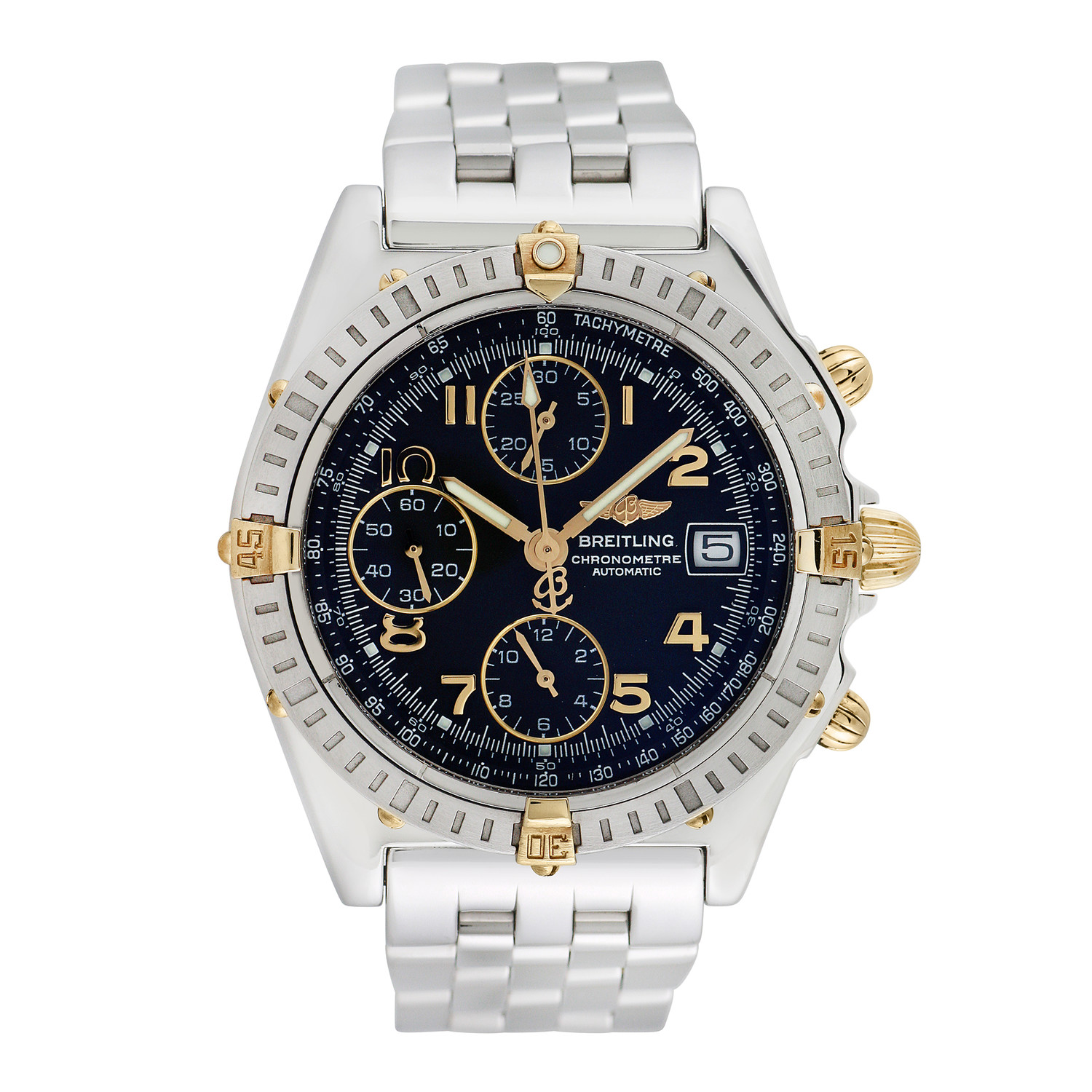 Breitling Chronomat Automatic B13050 1 Pre Owned Assorted