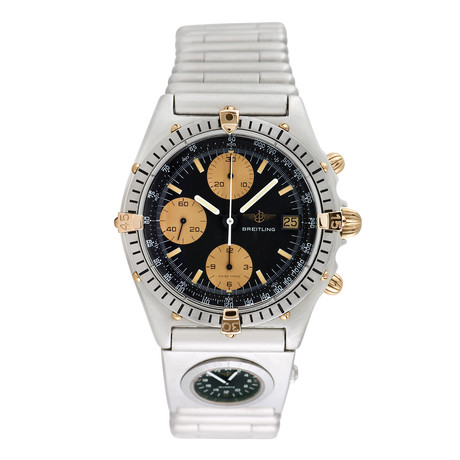 Breitling Chronomat Dual Time Automatic // 81950 // Pre-Owned