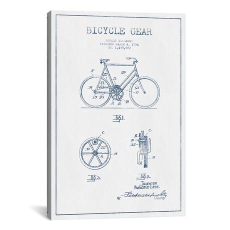 Robert Ringwood Bicycle Gear Patent Sketch