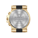 Aimant Monaco Chronograph Quartz // GMO-180SI1-1GB