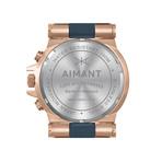 Aimant Monaco Chronograph Quartz // GMO-180SI2-2RGB