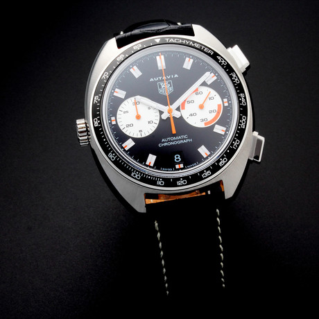 Tag Heuer Autavia Chronograph Automatic // Pre-Owned